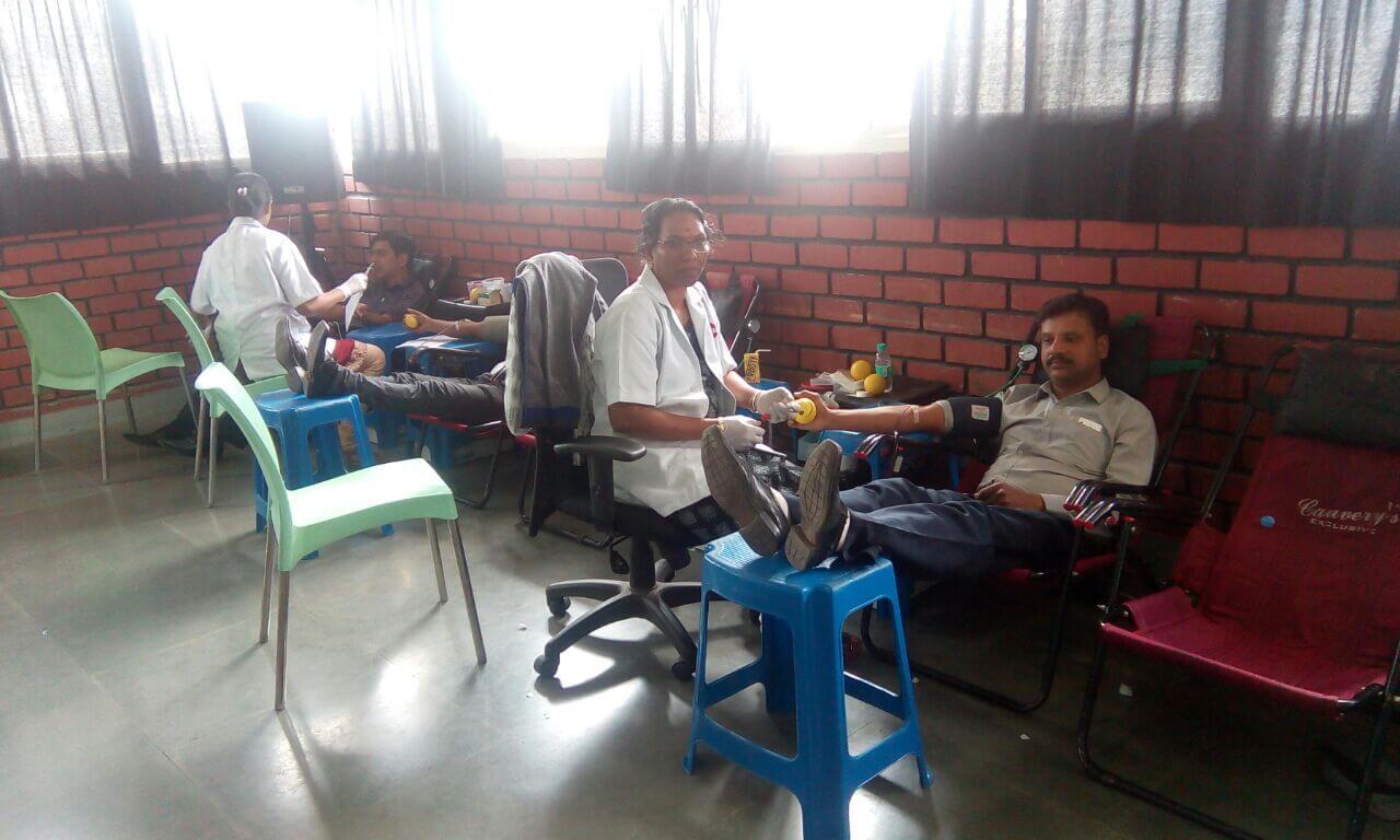 Blood Donation Camp – Richmond Town