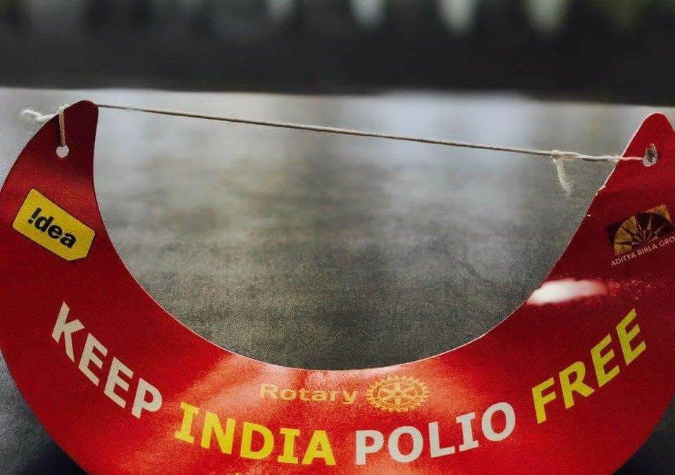 Pulse Polio Camps