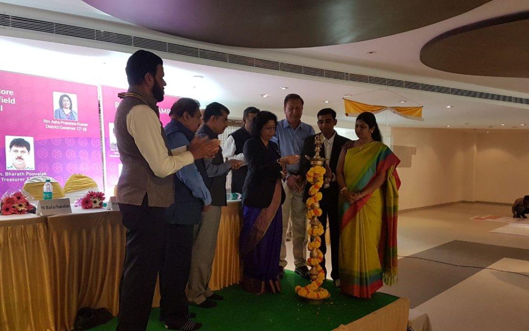 Installation Ceremony