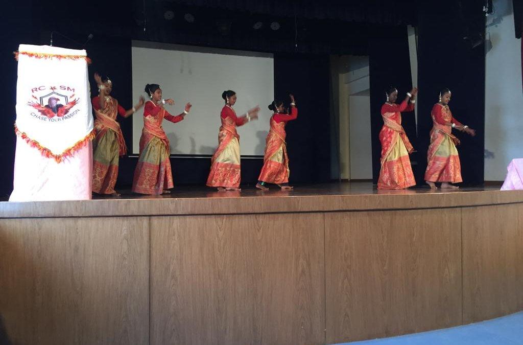 Friendship day celebrations at Shishu Mandir