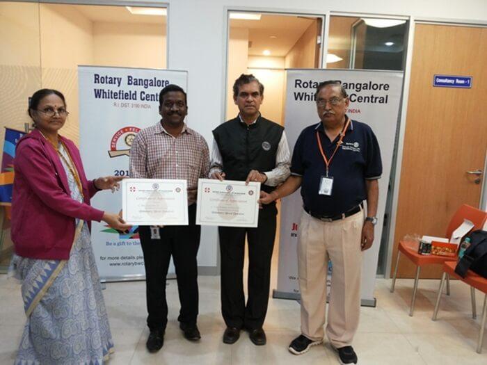 Blood Donation Camp @ HCL Technologies, Jigini