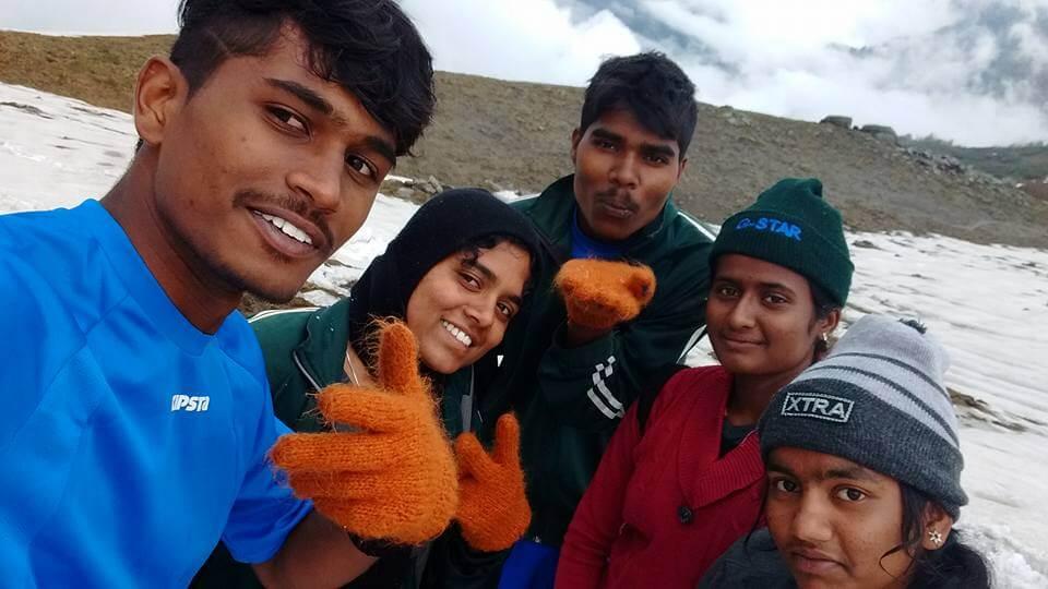 Himalayan trek Interact Club