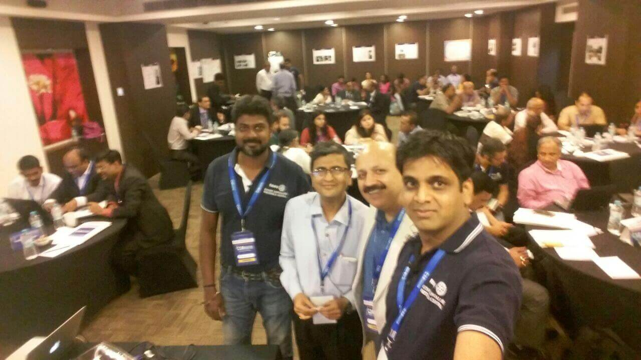 Rotary CSR Ideation Workshop – A report