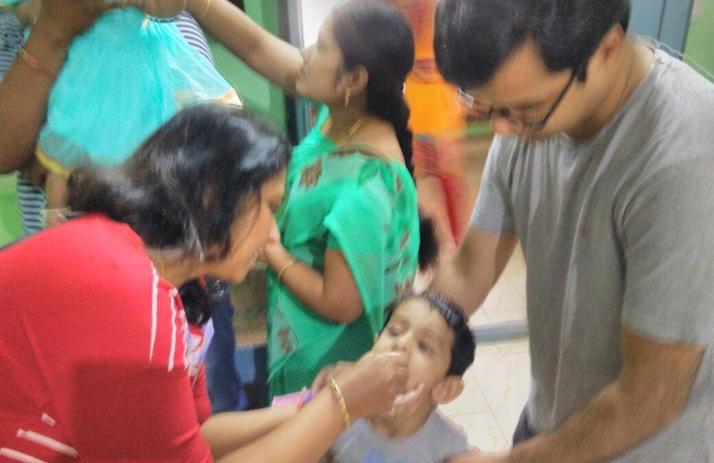 Pulse Polio – NID program