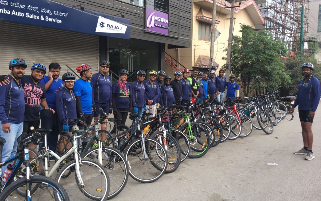 IFCR Cycle Rally