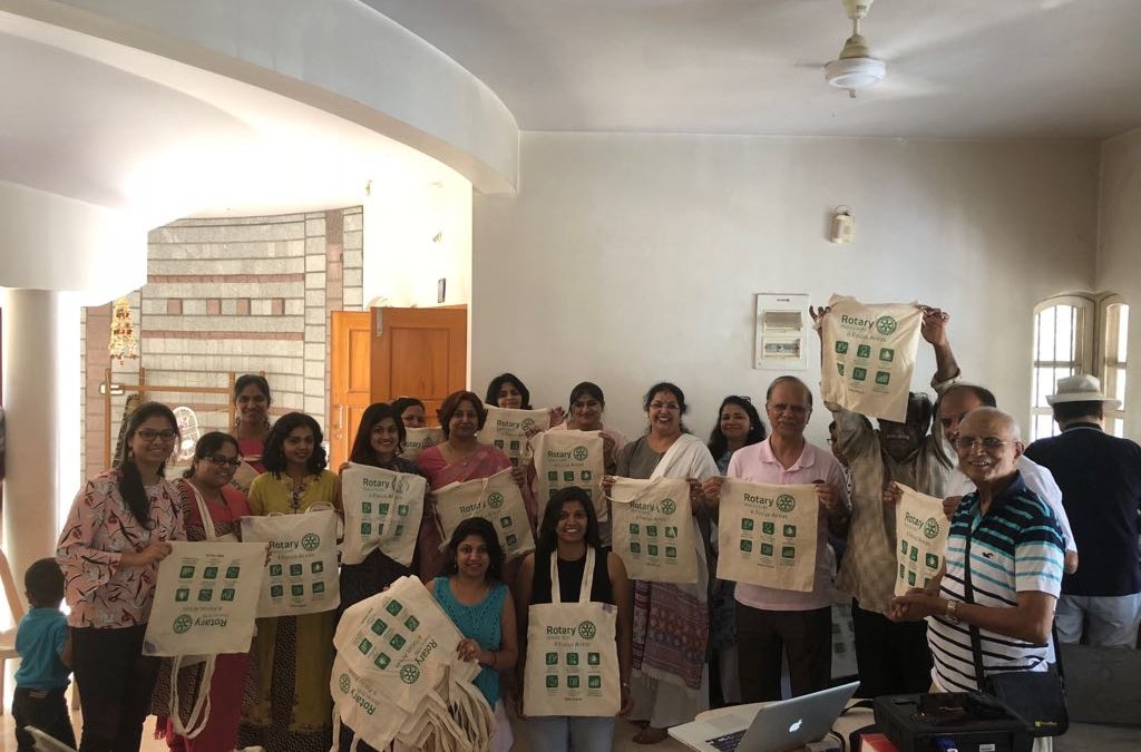 Championing a Plastic Free Whitefield