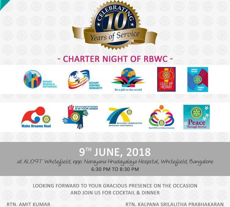 Charter Nite 2018