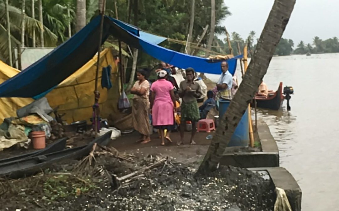 Kerela Floods – RBWC member contribution