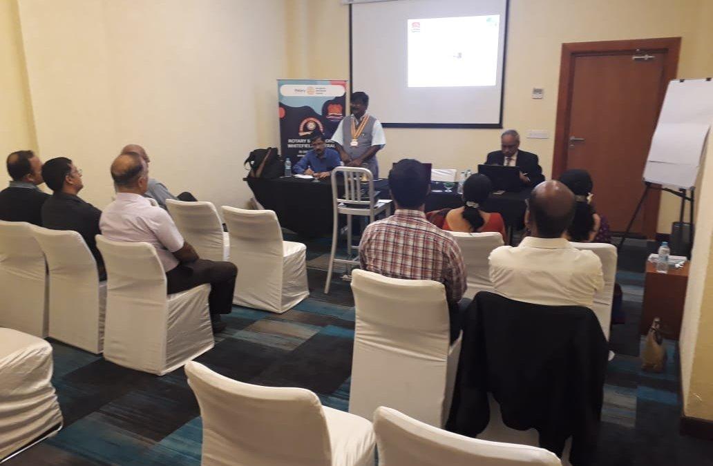 Rotary's Abdul Kalam Educational Satellite Project
