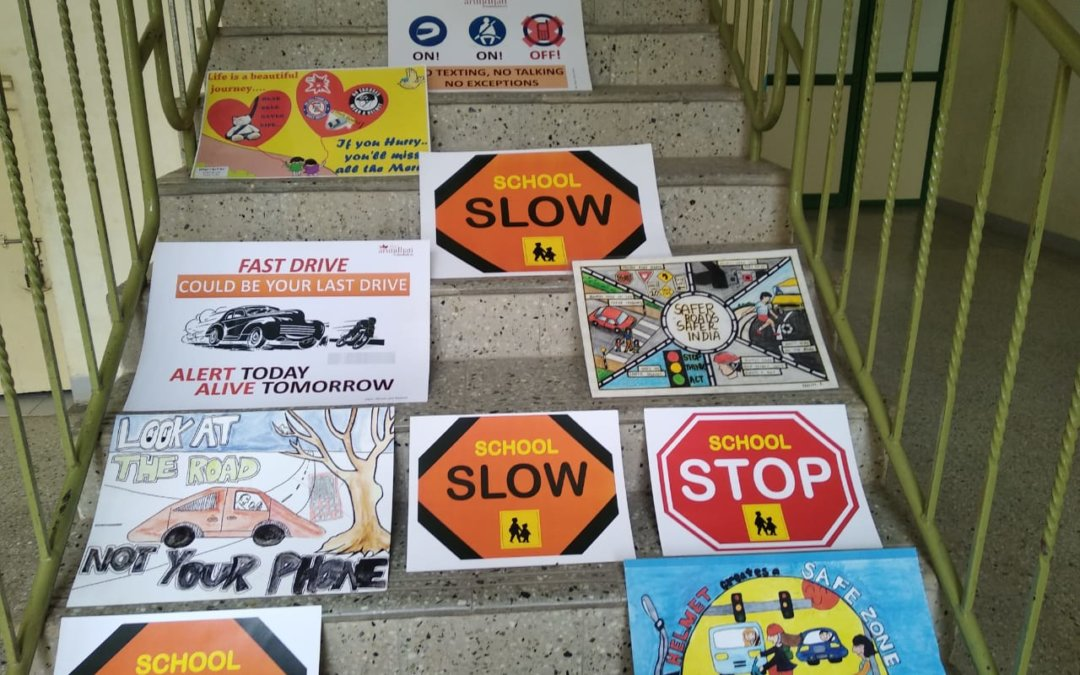 Safety Ambassadors program by Shishu Mandir