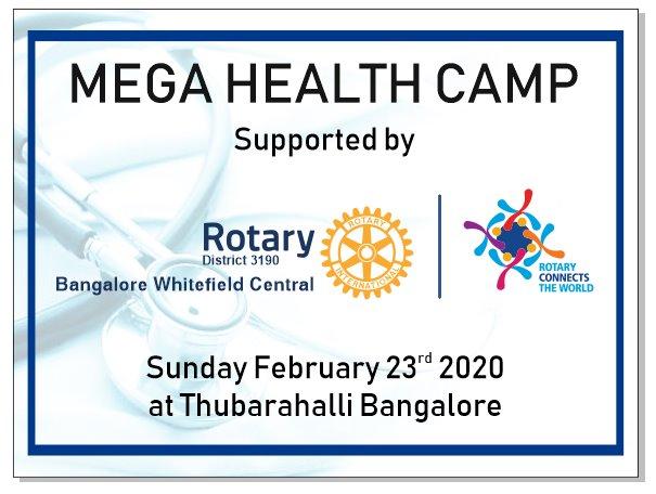 Mega Health Camp