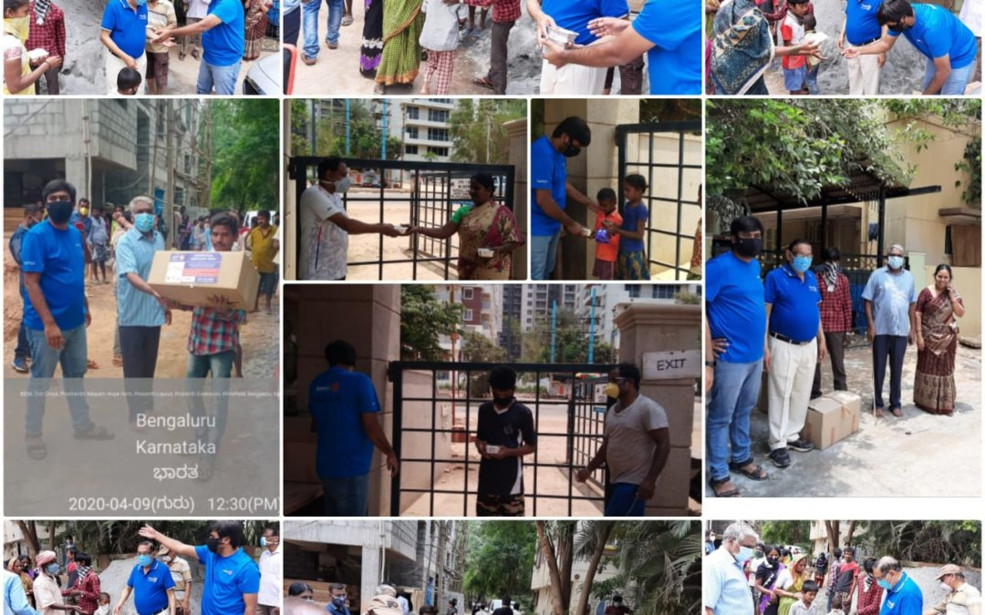 Food Distribution in COVID19 times