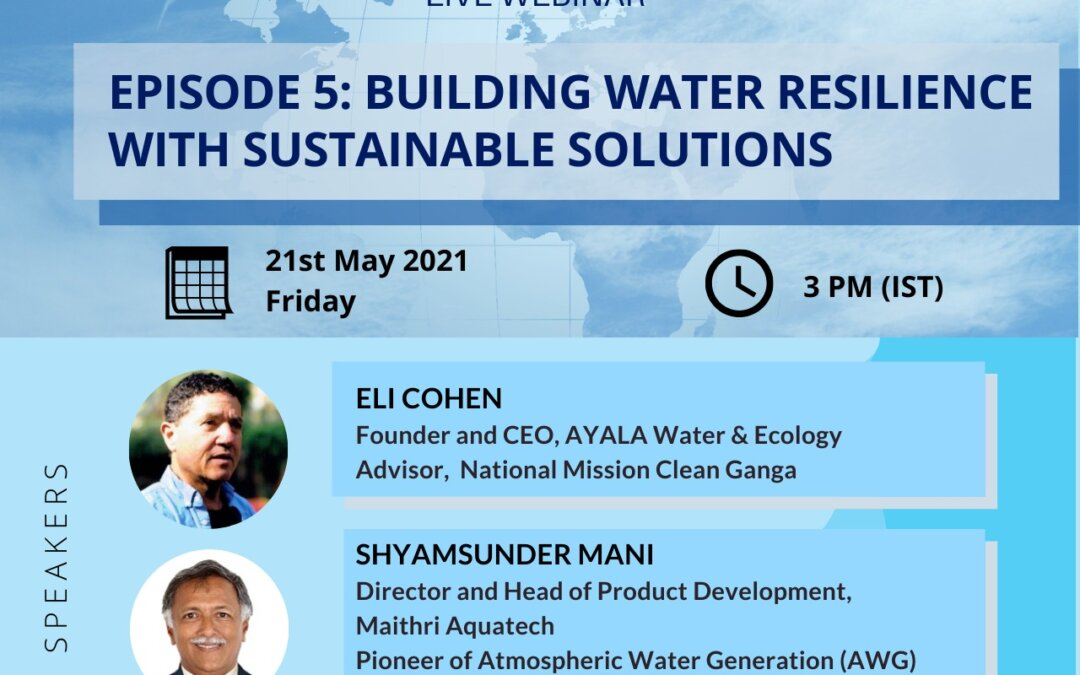 Building Water Resilience